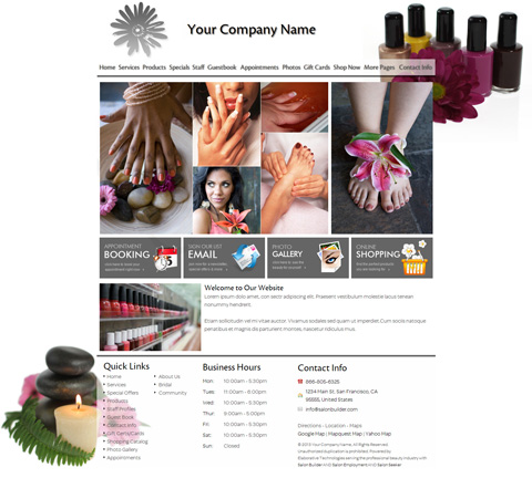Imagery Nail Polish Website Design (75)