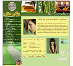 English Garden Green Website Design (14)