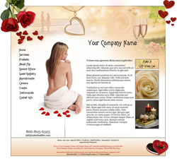Seasons Valentines Website Design (24)