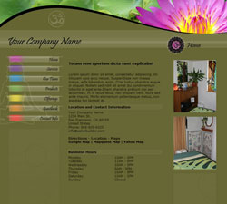 Chakra Green Website Design (212)