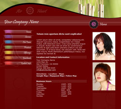 Chakra Red Website Design (213)