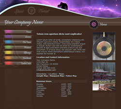 Chakra Brown Website Design (215)