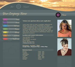 Chakra Teal Website Design (216)