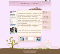 Oasis Pink Website Design (242)