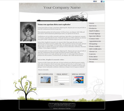 Oasis White Website Design (245)