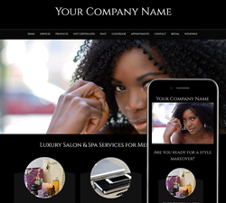 Pure Black Website Design (254)