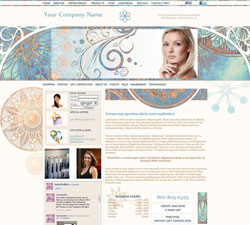 Aztec Blue Website Design (261)