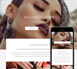 Big Picture Lush Website Design (845)