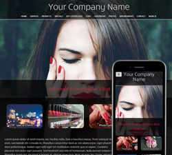 Stylish Nails Website Design (93)