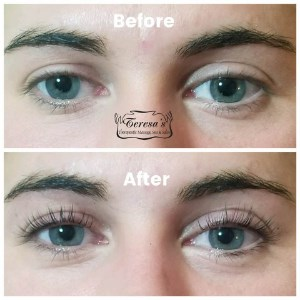 Keratin Lash Lift Photo